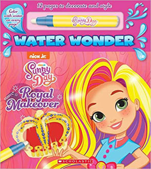 Picture of A Royal Makeover (Sunny Day Water Wonder Book) Board book
