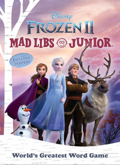 Picture of Mad Libs Junior: Frozen 2