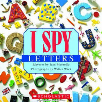 Picture of I Spy Letters
