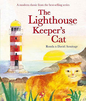 Picture of The lighthouse Keepers cat