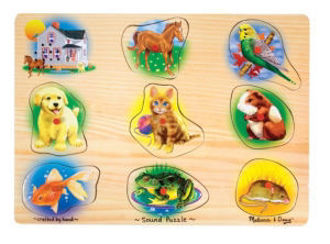 Picture of Pets Sound Puzzle