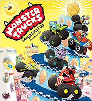 Picture of Monster Trucks Mega City Cup