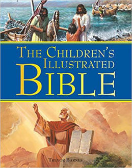 Picture of The Kingfisher Children's Illustrated Bible Hardcover