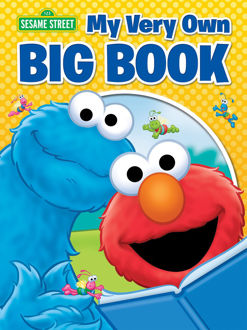 Picture of Sesame Street My Very Own Big Book Paperback