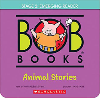 Picture of Animal Stories (BOB Books) Paperback