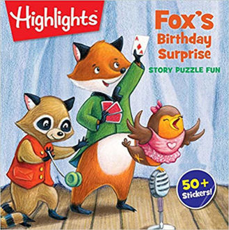Picture of Fox's Birthday Surprise (Highlights™ Story Puzzle Fun) Paperback