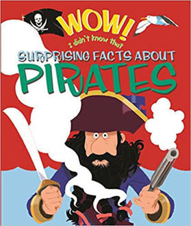 Picture of WOW! PIRATES (paperback)