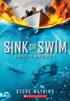 Picture of SINK OR SWIM PBK
