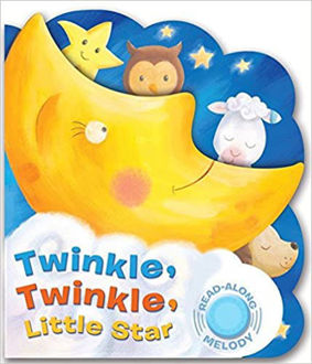 Picture of Twinkle, Twinkle Little Star: Heads, Tails, Noses (Sound Board Book) Hardcover