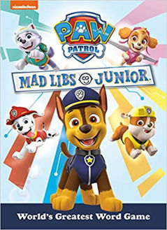 Picture of PAW Patrol Mad Libs Junior Paperback