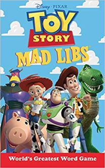 Picture of Toy Story Mad Libs Paperback