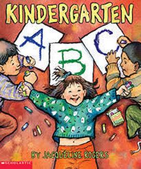 Picture of Kindergarten ABC (PAPERBACK)