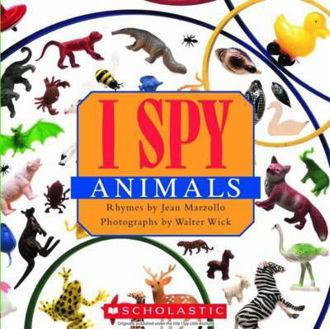 Picture of I Spy Animals
