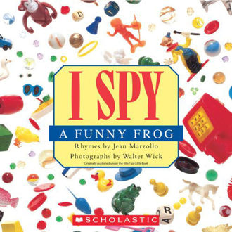Picture of I Spy a Funny Frog