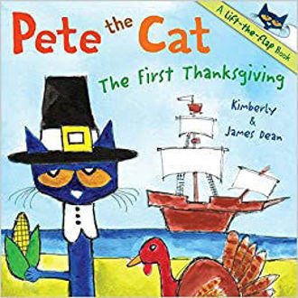 Picture of Pete the Cat: The First Thanksgiving