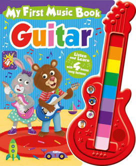 Picture of My First Music Book: Guitar (Sound Book)