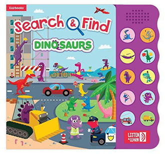 Picture of Dinosaurs: Search & Find