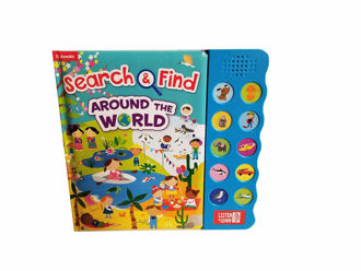 Picture of Search and Find Around The World