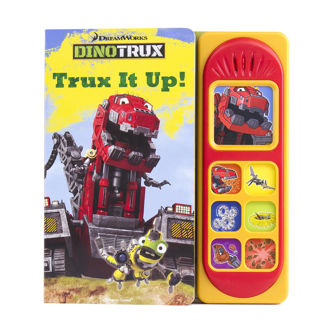 Picture of Dinotrux Little Sound Book