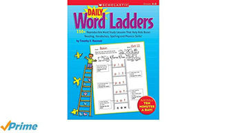 Picture of Daily Word Ladders Grades 1-2