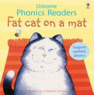 Picture of Fat Cat On A Mat Phonics Reader