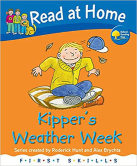 Picture of Read at Home: First Skills: Kipper's Weather Week Hardcover