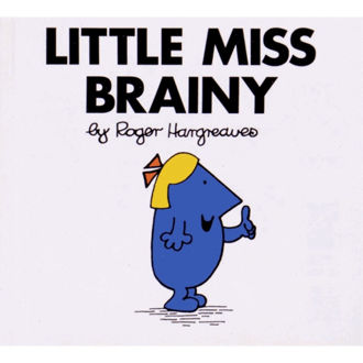 Picture of Little Miss Brainy