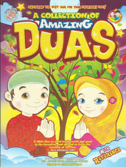 Picture of A COLLECTION OF AMAZING DUAS (pb)