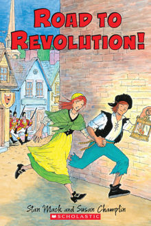 Picture of Road to Revolution! (PAPERBACK)