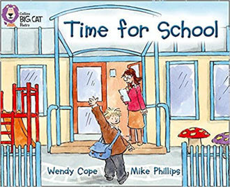 Picture of Time for School (Collins Big Cat) Paperback