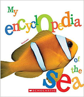 Picture of My Encyclopedia of the Sea (My Encyclopedia) Hardcover