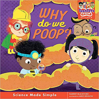 Picture of Why Do We Poop? (TechTots™) Hardcover