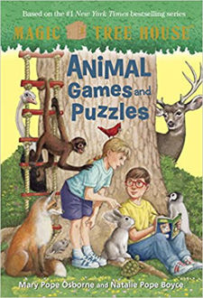 Picture of ANIMAL GAMES AND PUZZLES (MTH)