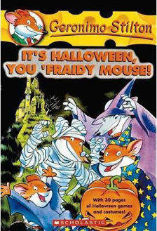 Picture of Geronimo Stilton: #11 It's Halloween, You 'Fraidy Mouse