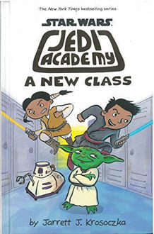 Picture of A New Class (Star Wars: Jedi Academy #4)