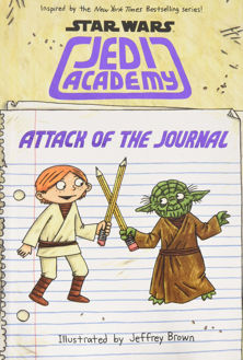 Picture of Attack of the Journal (Star Wars: Jedi Academy)