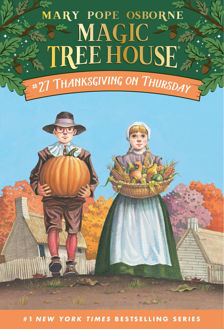 Picture of Thanksgiving on Thursday (Magic Tree House #27)