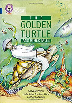 Picture of The Golden Turtle and Other Tales (Collins Big Cat) Paperback