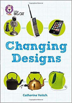 Picture of Collins Big Cat ― Changing Designs: White/Band 10 Paperback