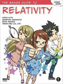 Picture of The Manga Guide To Relativity