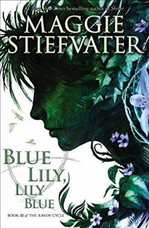 Picture of Blue Lily, Lily Blue (The Raven Cycle)