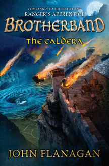 Picture of The Caldera (The Brotherband Chronicles)