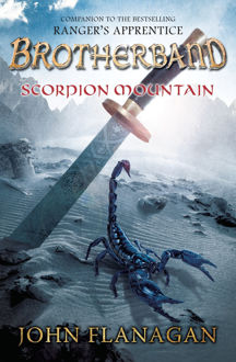 Picture of Scorpion Mountain (The Brotherband Chronicles)