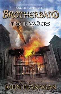Picture of The Invaders (The Brotherband Chronicles)