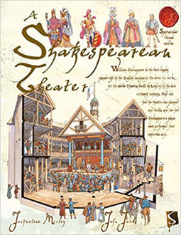 Picture of A Shakespearean Theater (Spectacular Visual Guides) Flexibound