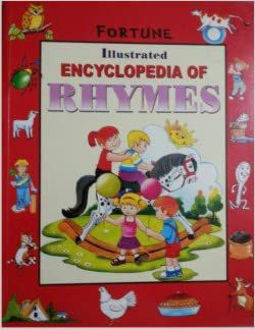 Picture of Fortune Illustrated Encyclopedia Of Rhymes Paperback