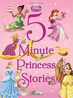 Picture of 5-Minute Princess Stories (hardcover)