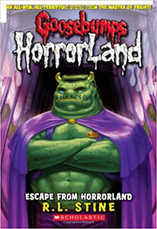 Picture of Escape from Horrorland (Goosebumps Horrorland #11)