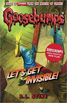 Picture of Let's Get Invisible! (Goosebumps) Paperback