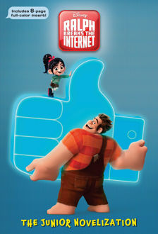 Picture of Ralph Breaks the Internet: The Junior Novelization (Disney Wreck-It Ralph 2)